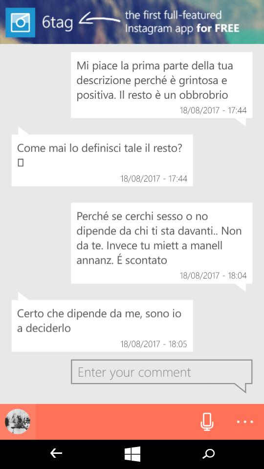 video chat android consigli di seduzione